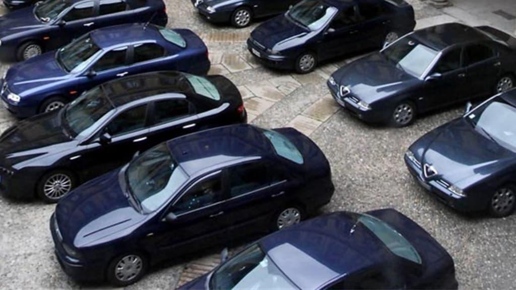 Auto blu, e grigie, l'ultima spesa del governo ammonta a 168 milioni di euro