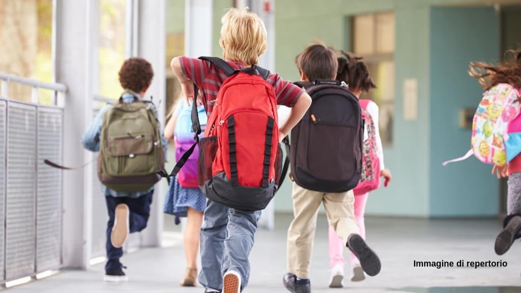 Bambini a scuola (Immagine di repertorio)