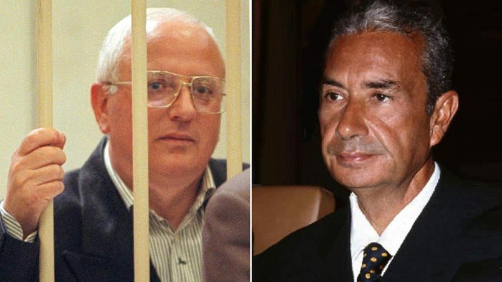 Raffaele Cutolo e Aldo Moro
