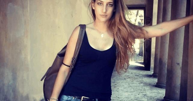 Elena Aubrt morta a Roma a causa di una buca