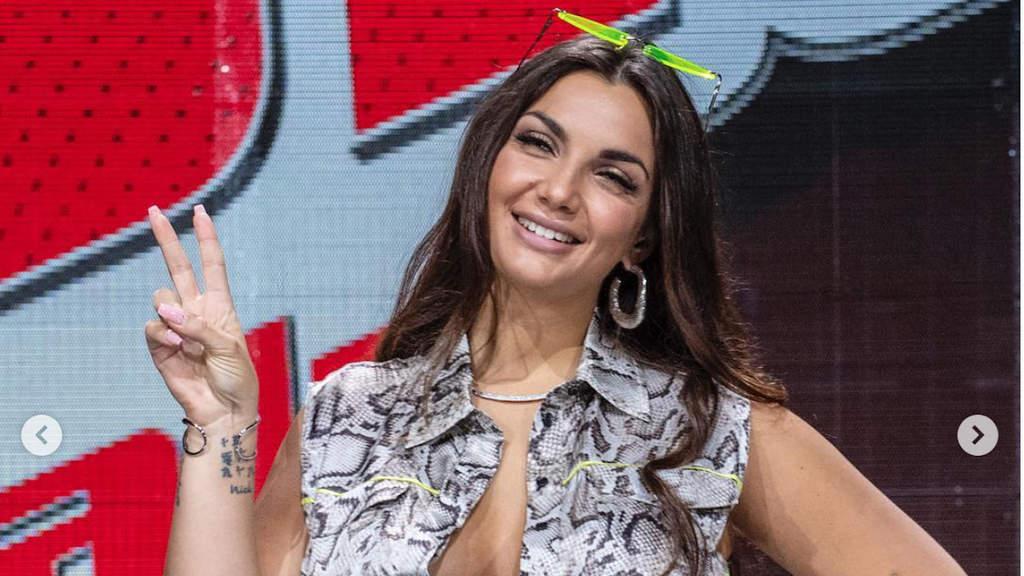 Elettra Lamborghini giudice a The Voice of Italy 2019