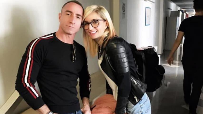 Giuliano e Veronica Peparini. Fonte: Giuliano Peparini/Facebook