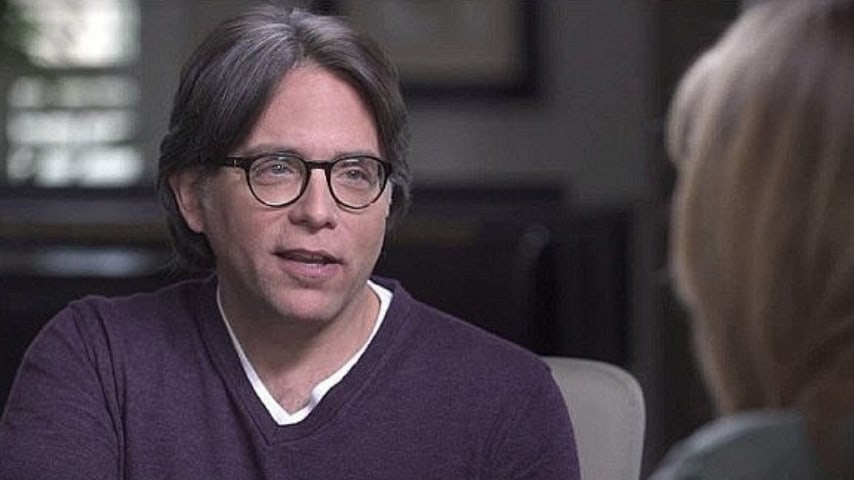 Il capo spirituale della NXIVM, Keith Raniere. Fonte: Keith Raniere Conversations/Youtube