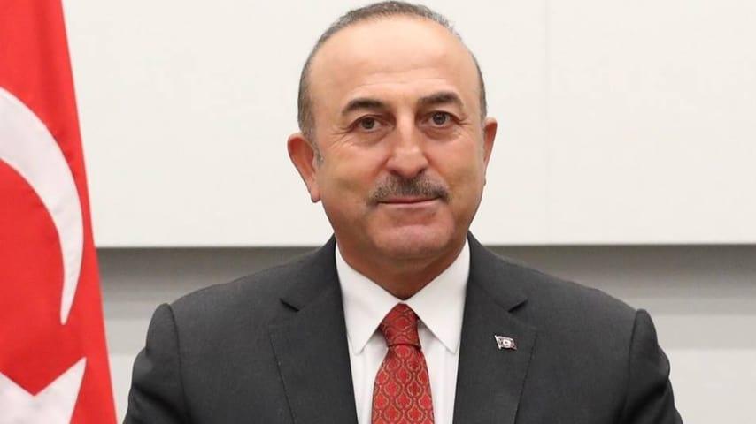 Il ministro per gli Affari Esteri, Mevlüt Çavuşoğlu. Fonte: Mevlüt Çavuşoğlu/Facebook
