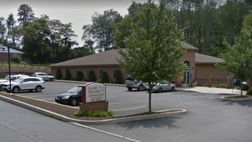 La Laurel Pediatric Associates dove lavorava il dottore. Immagine: Google Maps