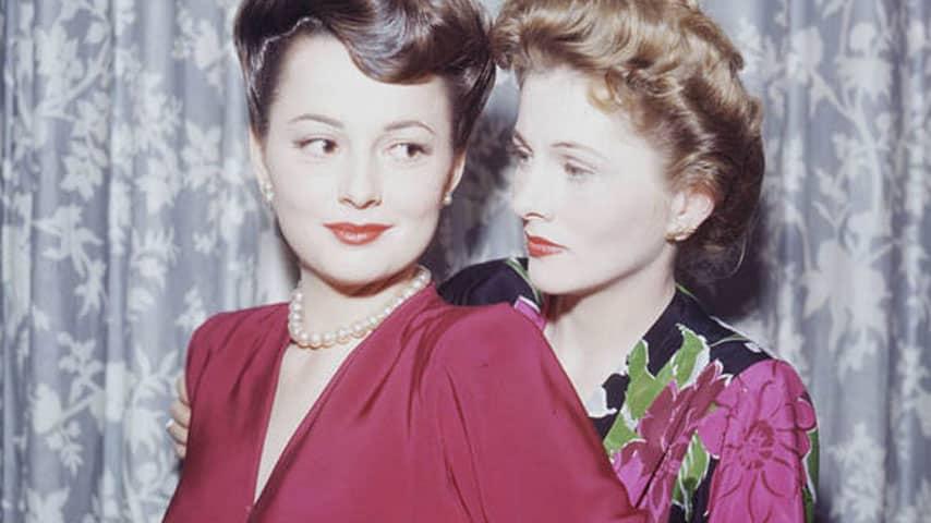 Le sorelle Olivia e Joan