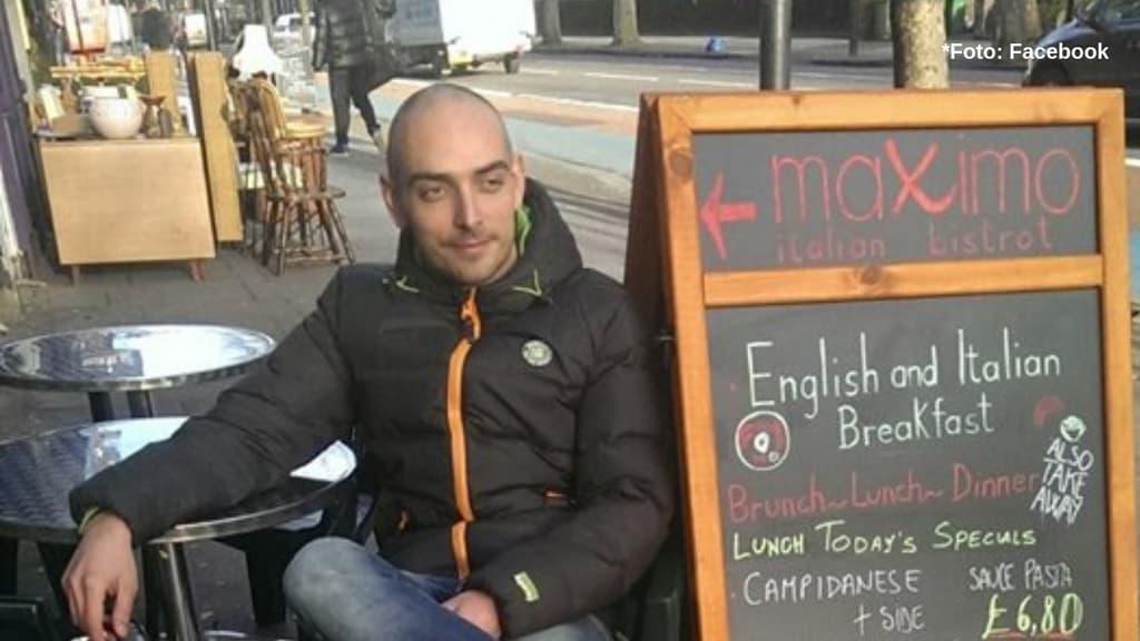 Lo chef Massimo Donato che ha rifiutato di mettere il parmigiano sul pesce (Foto Facebook)