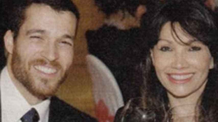 Luisa Corna e Stefano Giovino. Immagine: Puntata del 17 marzo 2018 de Il sabato italiano Rai Play