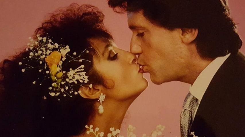 Marcella Bella ha pubblicato un post per festeggiare l'anniversario con il marito. Fonte: Marcella Bella/Facebook