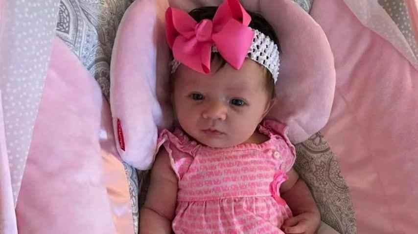 Molly Hughes, la bimba di 21 mesi che ha sconfitto il cancro