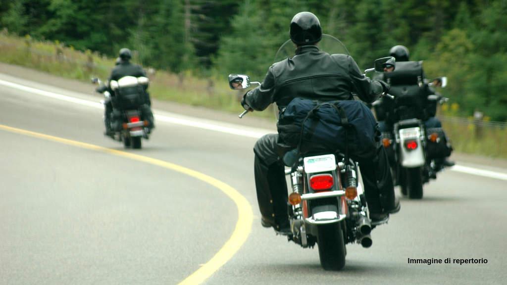 Motociclisti (Immagine di repertorio)
