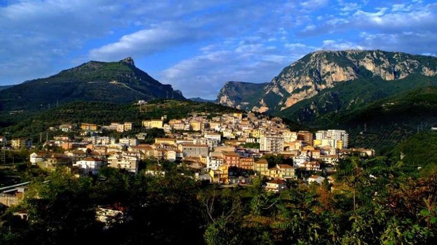 Olevano sul Tusciano. Immagine: Comune di Olevano sul Tusciano/Facebook