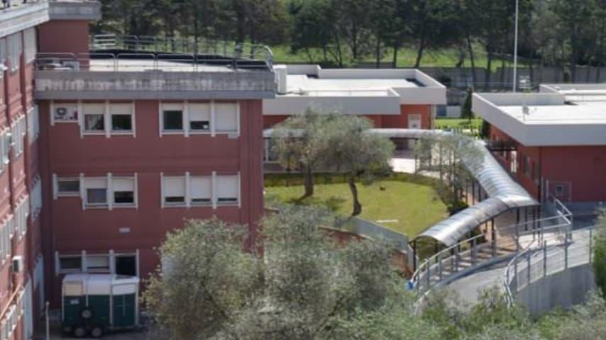 Ospedale Didattico Veterinario di Sassari. Fonte: Ospedale Didattico Veterinario Sassari/Facebook