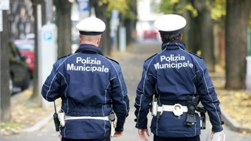 Polizia Municipale (Immagine di repertorio)