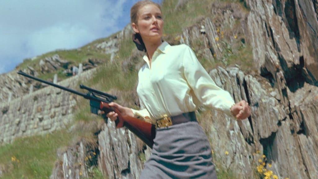 Addio a Tania Mallet, attrice e top model, aveva 77 anni
