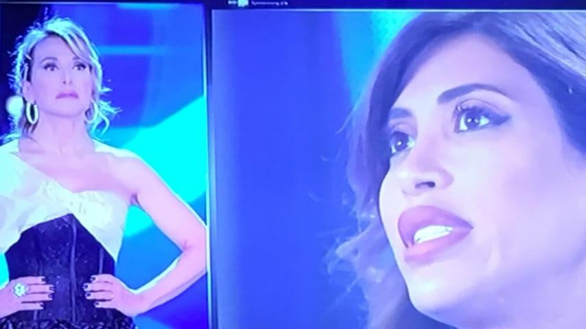 Mila Suarex, ex di Alex Belli, si sfoga al Grande Fratello