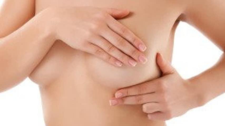 Protesi al seno. Immagine: Fondazione Veronesi