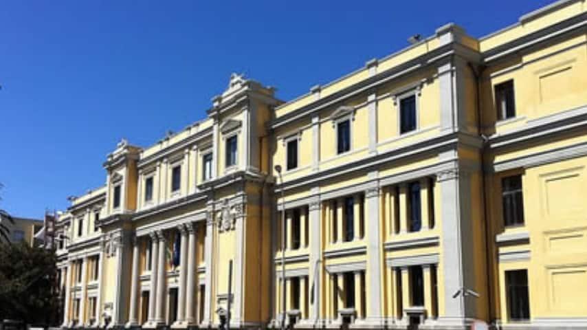 Sede della Corte d'Appello di Catanzaro. Immagine: Sito Ufficiale della Corte di Appello di Catanzaro