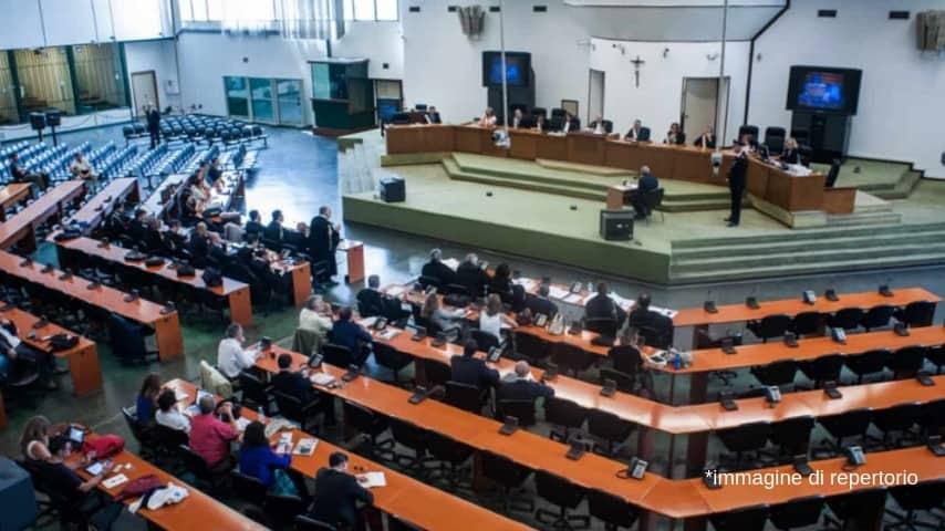 Si è tenuta oggi la prima udienza del dibattimento di appello riguardo il processo sulla trattativa Stato-Mafia. Immagine di repertorio