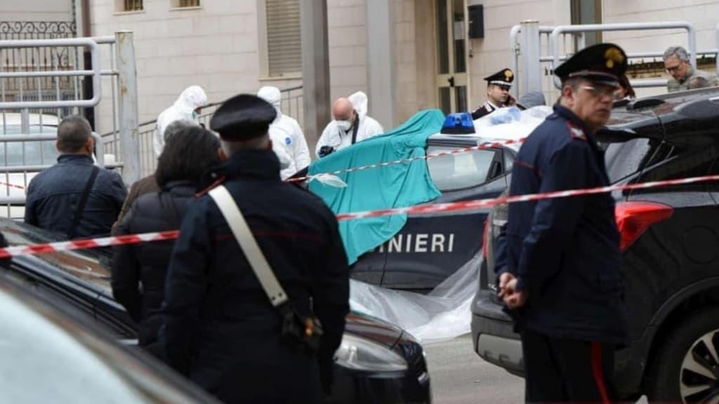 Sparatoria Foggia chi era il carabiniere e chi l uomo che l ha ucciso