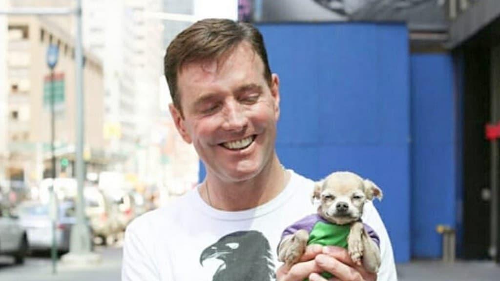 Steve Greig, l'uomo che adotta i cani che nessuno vuole più