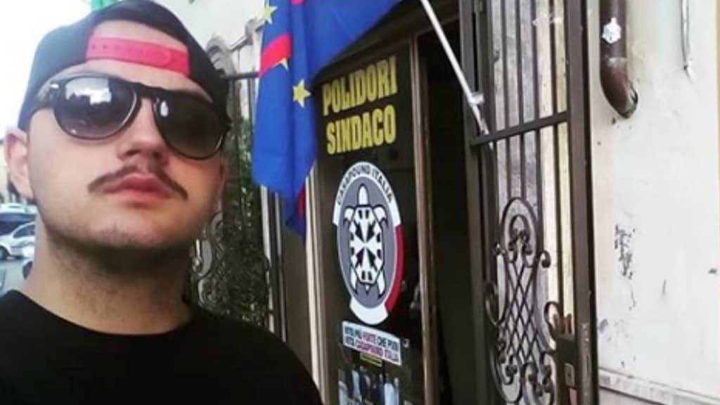 Stupro Viterbo, il consigliere di Casapound era stato denunciato a Genova