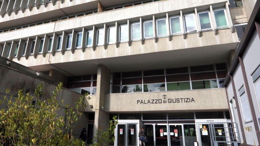 Tribunale di Macerata. Immagine: Sito FNSI
