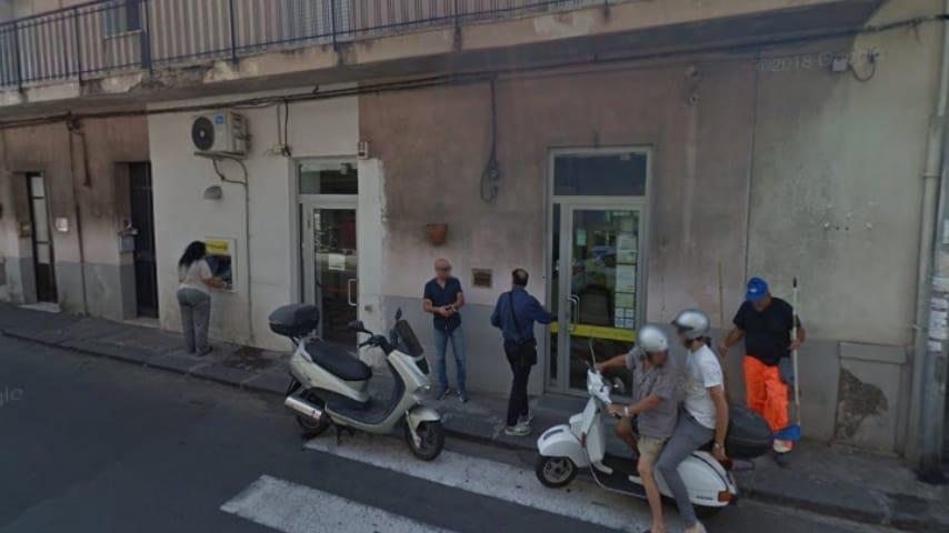 Ufficio postale di Ficarazzi. Immagine: Google Maps