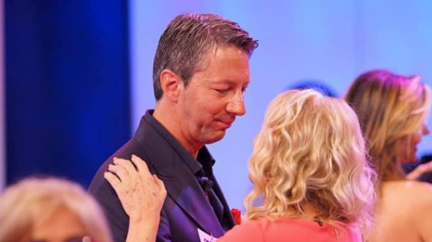Un ballo tra Stefano e Gemma. Fonte: Uomini e Donne/Facebook