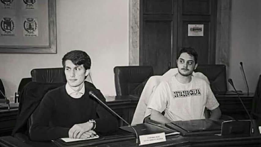 Un ricordo di Chiricozzi quando faceva parte del Blocco Studentesco. Immagine: Francesco Chiricozzi/Instagram