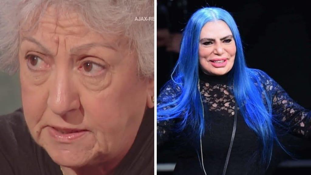 Leda Bertè problemi sorella Loredana Bertè