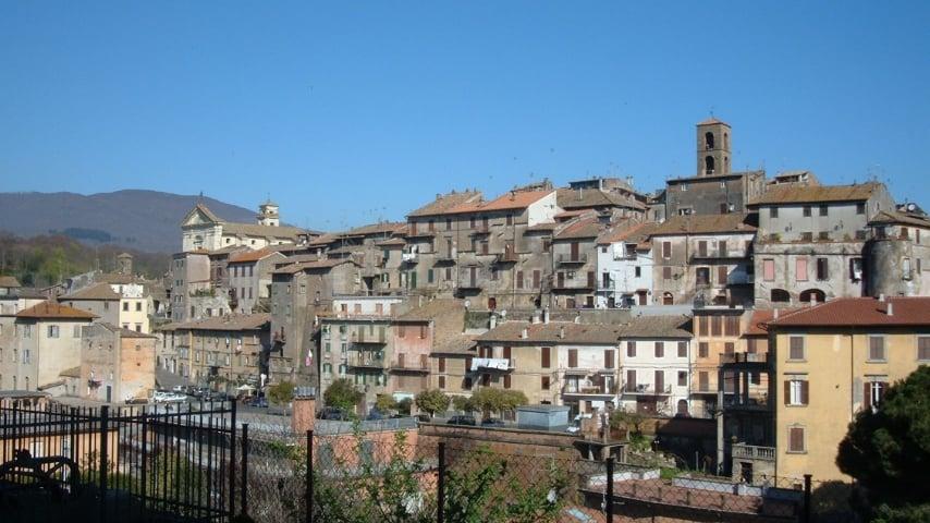 Vallerano, comune in provincia di Viterbo. Immagine: Sito Comune di Vallerano