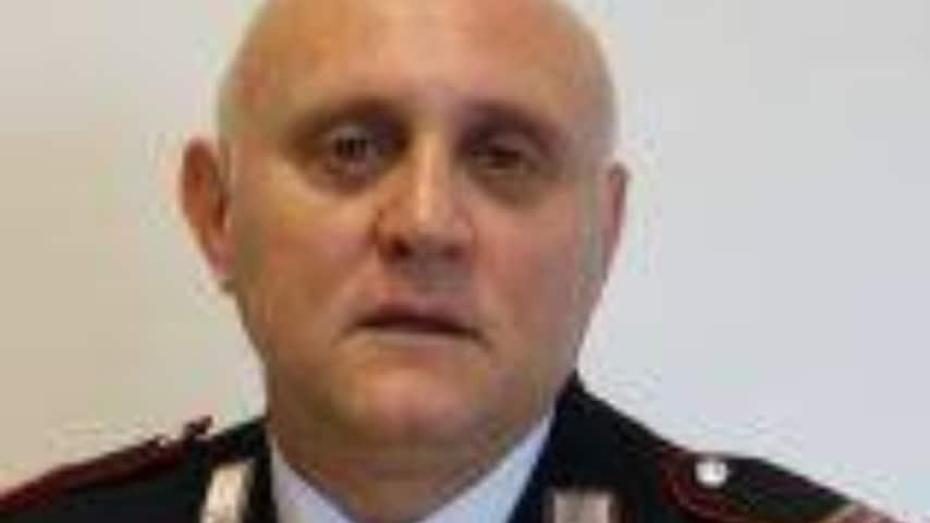Vincenzo Di Gennaro, il carabiniere ucciso oggi a Cagnano Varano. Fonte: Carabinieri/Facebook