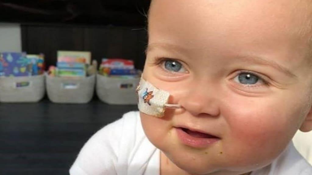 alex, il bimbo malato è guarito