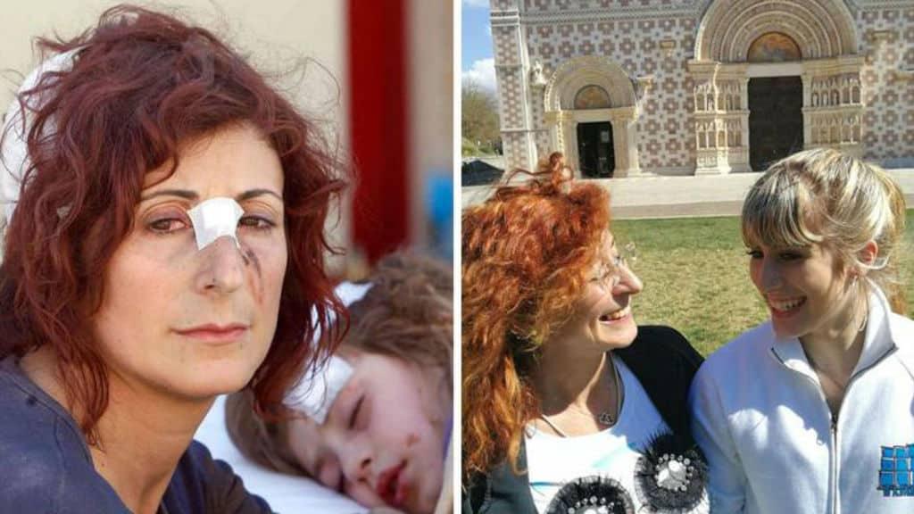 Stefania e Sara Luce, 10 anni fa e oggi