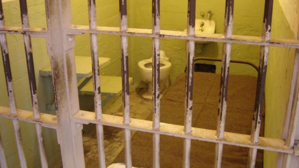 cella prigione