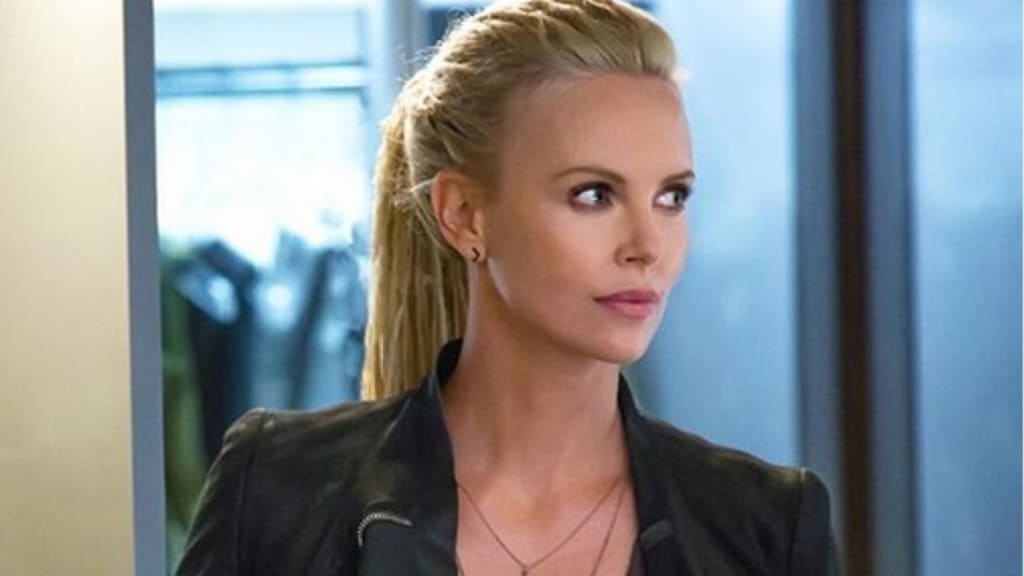 charlize theron è single da 10 anni
