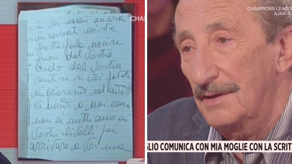 Franco Gatti segnali figlio