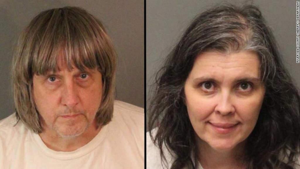 uomo e donna condannati per sevizie sui figli