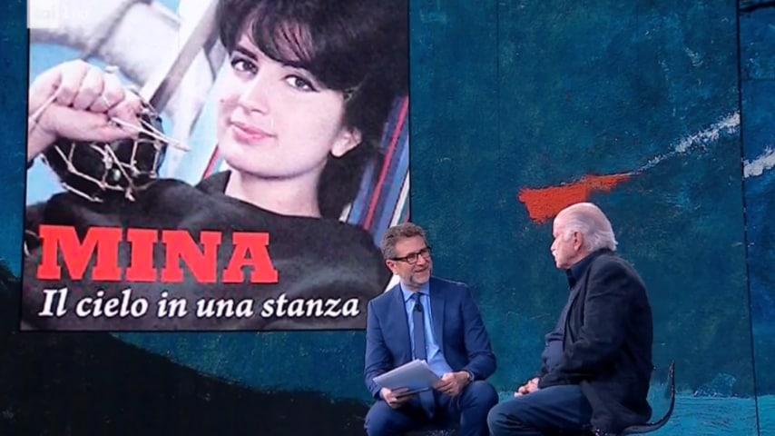 Gino Paoli, Fabio Fazio e Il cielo in una stanza