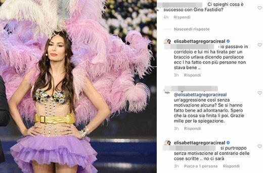 un post instagram di elisabetta gregoraci