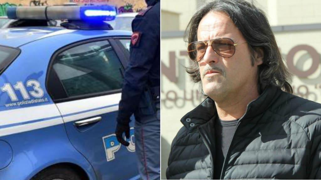 Marco Baldini vittima di alcuni ususrai arrestati oggi