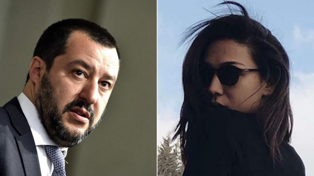 La prima cena tra Matteo Salvini e Francesca Verdini