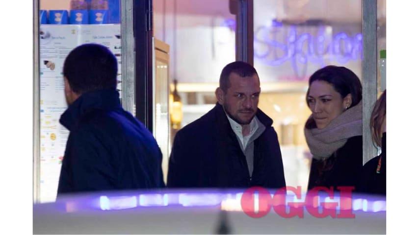 Matteo Salvini e Francesca Verdini: prima cena