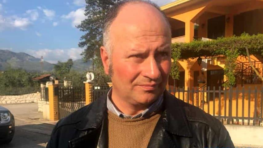 Nicola Feroleto, il papà di Gabriel