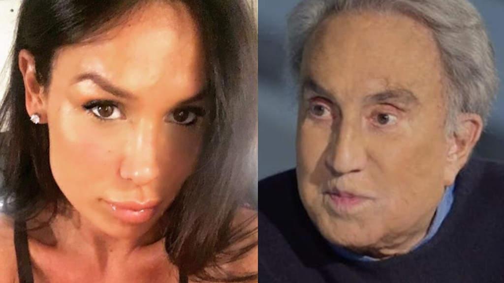 Nicole Minetti ed Emilio Fede