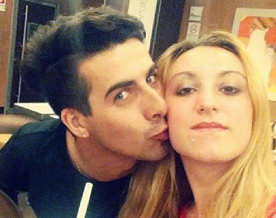 Paolo Cugno e Laura Petrolito