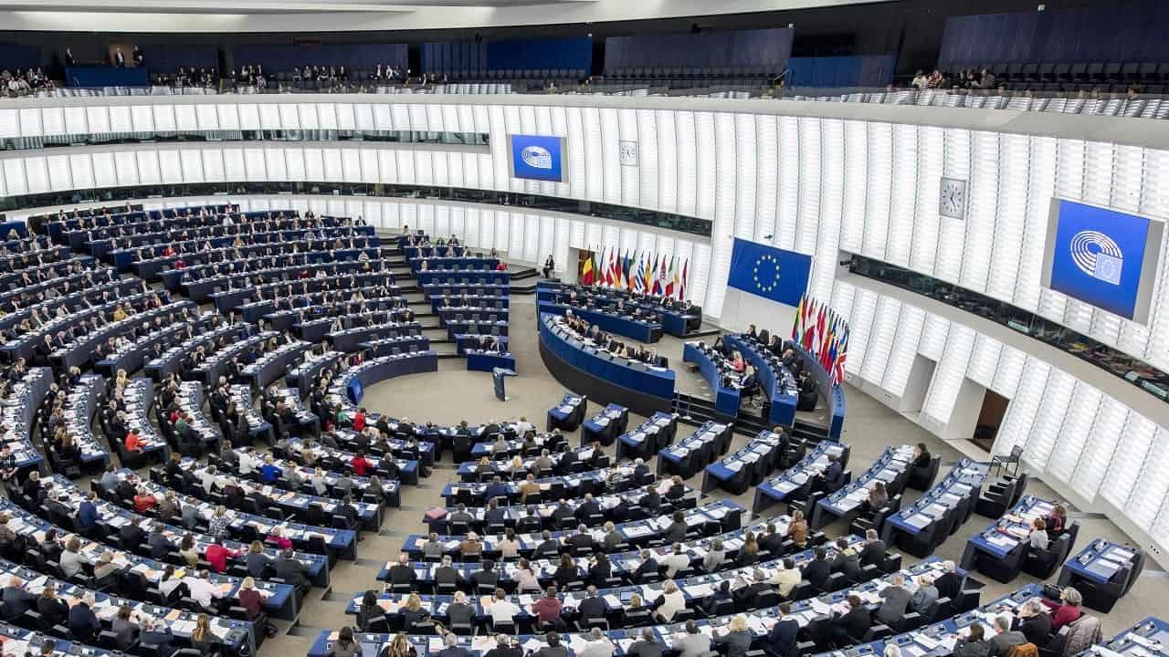 Elezioni europee, parlamento