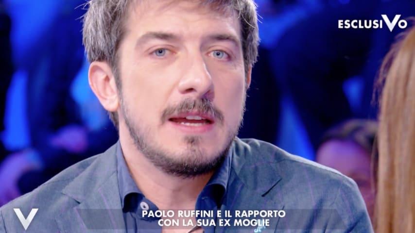 Paolo Ruffini a Verissimo