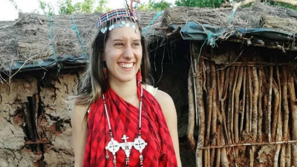 silvia romano, la volontaria rapita in Africa